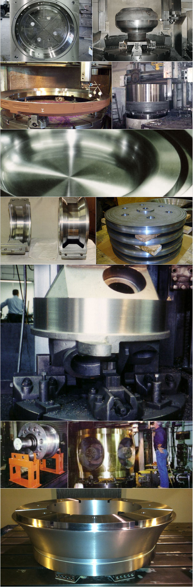image of large turning